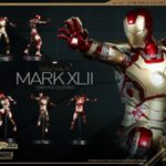 Hot Toys : Power Pose Iron Man Mark XLII