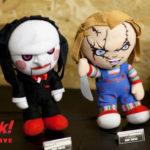 New York Toy Fair : Creepy Cuddlers de Mezco