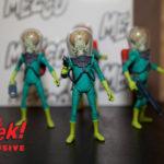 NYTF : Mezco présente ses jouets Mars Attacks