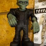New York Toy Fair : les monstres des films Universal par Mezco