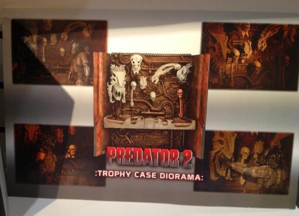 neca predator hall of skull trophy dio nytf