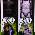 Star Wars les nouvelles 30cm Hasbro sont dispo