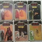 Spectaculaire apparition de cartes turques Star Wars vintage UZAY !!!