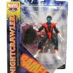 Marvel Select Nightcrawler : images et packaging