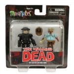 Minimates The Walking Dead : le packaging de la Series 3