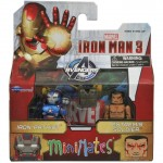 Iron Man 3 : le packaging des Minimates