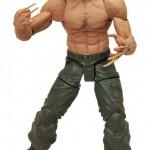 Marvel Select : tête et mains supplémentaires pour Wolverine