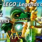 Les Gagnants du concours Lego Legends of Chima