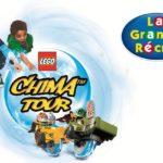 Lego Legends Of Chima : les dates du Chima Tour