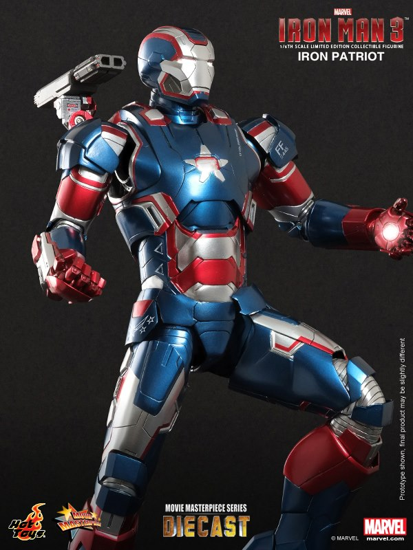 IM3 iron patriot 3