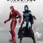 Flash et Raven version Injustice arrivent