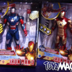 Iron Man 3 les figurines 25cm sont en France