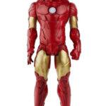 Les figurines Iron Man 3 disponibles en Mars