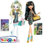 Le pack Monster High Scaris – Lagoona Blue et Cleo de Nile enfin dispo