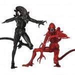 NECA : Un 2-pack Aliens Genocide