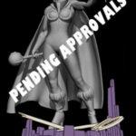 Evil Lynn en statue par Pop Culture Shock