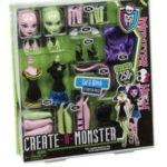 Monster High les nouveautés françaises de mars