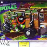 Le Shellraiser, le camion des Tortues Ninja est enfin là