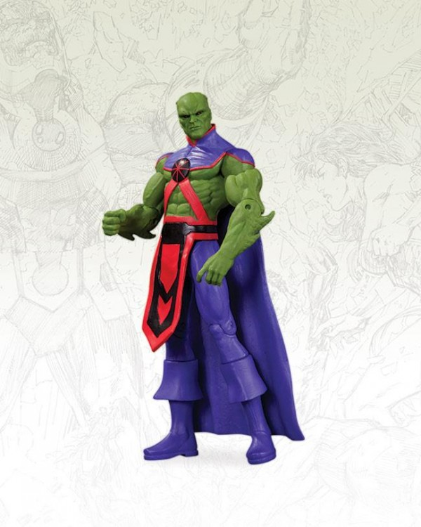 The New 52 Martian Manhunter