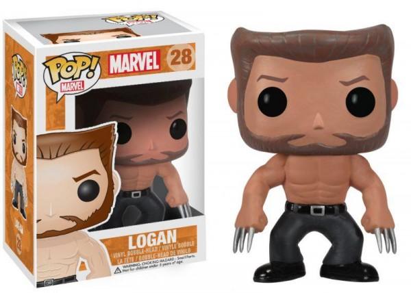 funko pop vinyl Logan