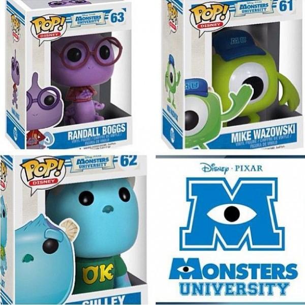 funko pop vinyl monster University