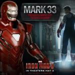 Iron Man 3 : de nouvelles armures révélées