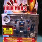 Iron Man 3 les figurines sont disponibles en France