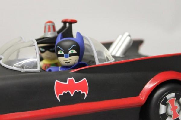 mezco batmobile 2013