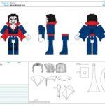 Marvel Minimates : des détails sur la production du pack Strange Tales