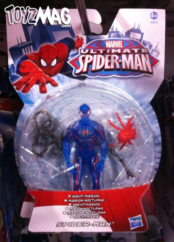 ultimate spider-man jouet hasbro