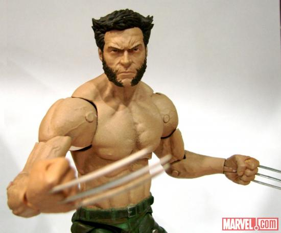 wolverine marvel select 2