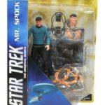 """Star Trek Select : une nouvelle gamme de figurines 7"""" par DST"""
