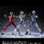 Space Sheriff Gavan des figurines chez Bandai