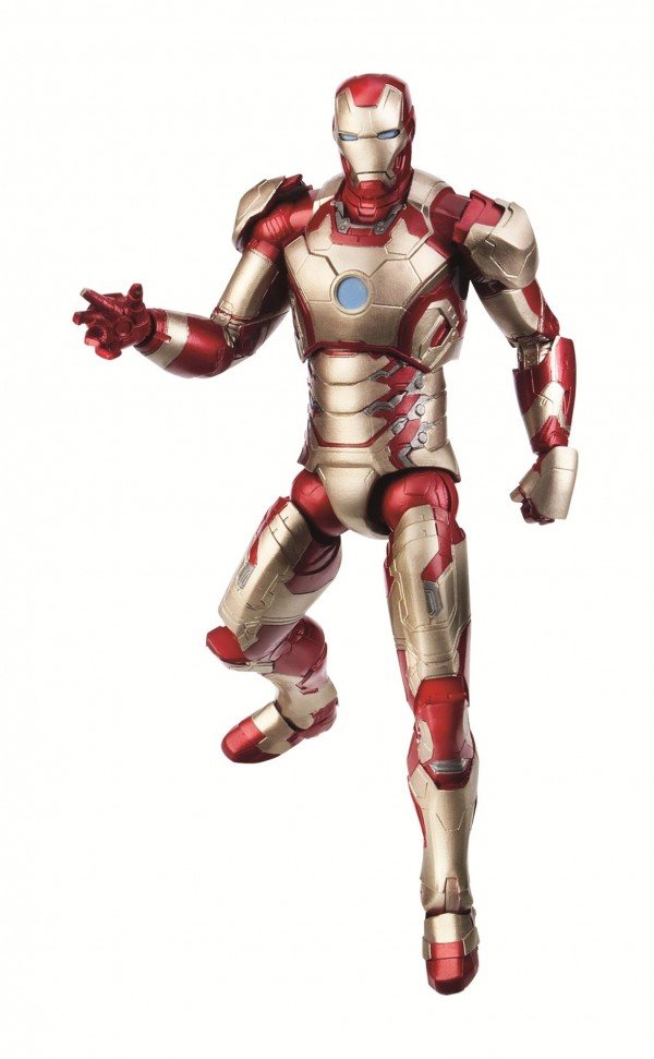 A3950 MARVEL LEGENDS 6-INCH IRON MAN MARK 42