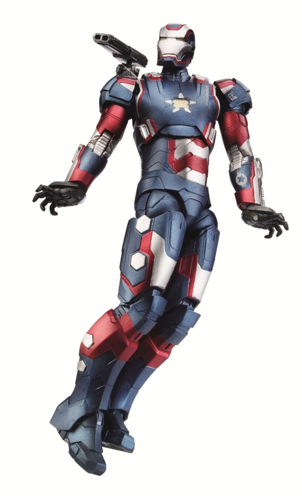 A3951 MARVEL LEGENDS 6-INCH IRON PATRIOT MOVIE SUIT