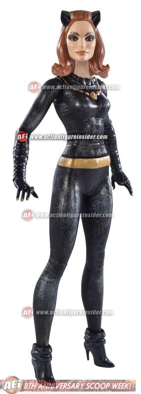 catwoman batman TV series classics mattel