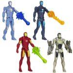 Iron Man : figurines 10cm All-Star par Hasbro