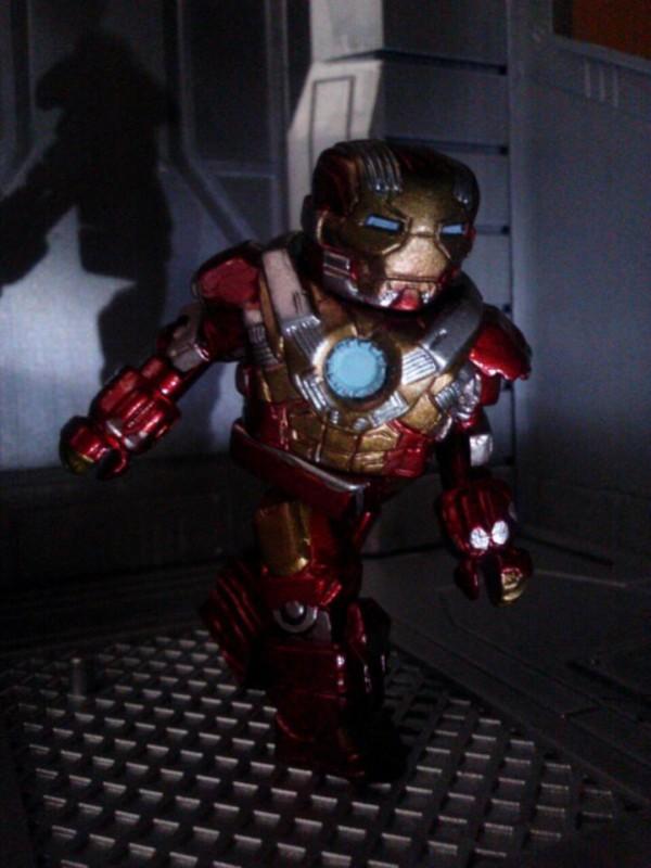 Iron Man 3 Mimates