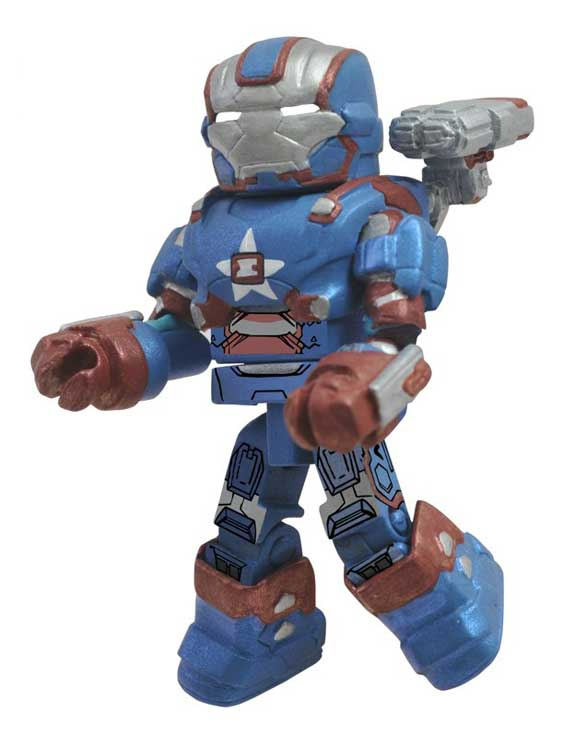 IronPatriot minimates