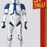 Jakks Pacific produit des figurines Star Wars de 78cm de haut