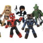 Marvel Minimates série 51 et TRU 16 les visuels