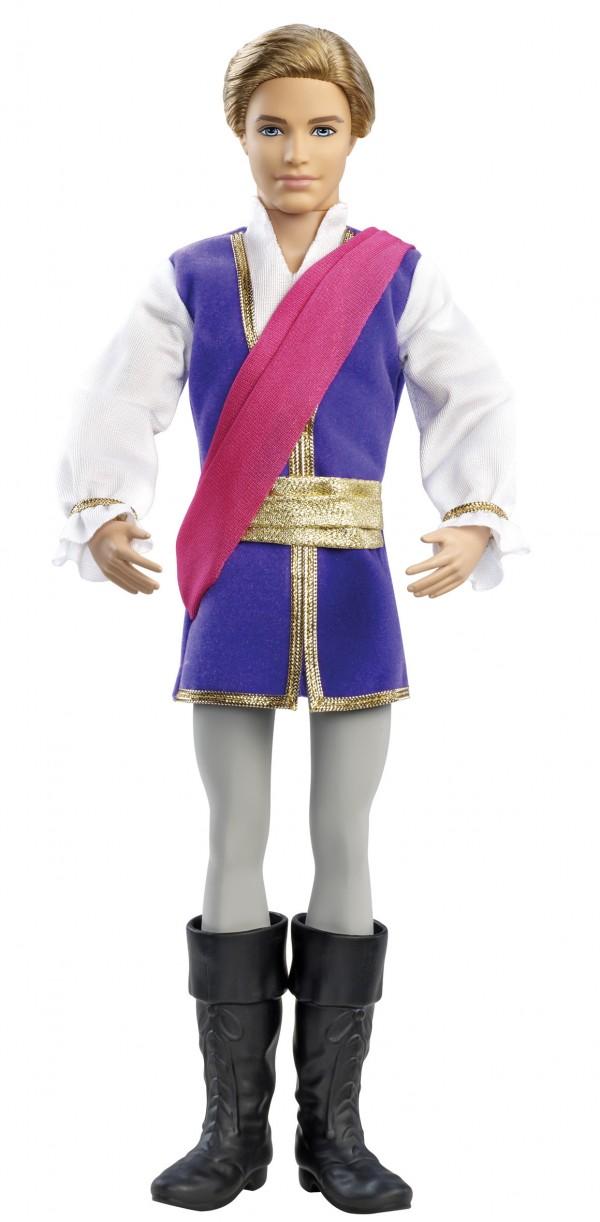 Prince Siegfried - Barbie