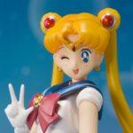 Un peu plus d'info sur la Sailor Moon S.H. Figuarts