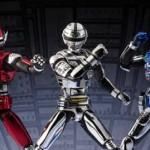 Space Sheriff Gavan des figurines chez Bandai