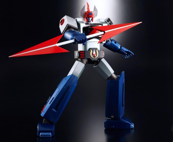 of Chogokin Danguard Ace