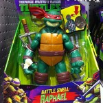 TMNT Battle Shell de Tortues Ninja de 25cm en France