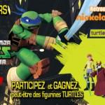 Concours Tortues Ninja avec Giochi Preziosi
