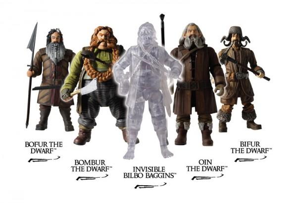 The-Hobbit-Bilbo-Baggins-Burglar-Pack-3.75-Inch