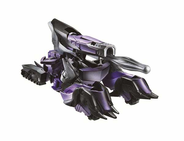 Transformers Prime Beast Hunters Cyberverse Commander Class Shockwave (Vehicle Mode)