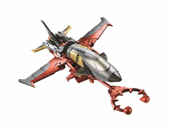 Transformers Prime Beast Hunters Cyberverse Commander Class Starscream (Vehicle Mode)